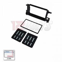Suzuki GRAND VITARA Yr '06-'09 Dashboard Kit, Car Audio Player Installation Casing