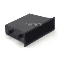 Single DIN Pocket for Nissan Car Radio Installation (1 DIN Drawer Holder Slot)