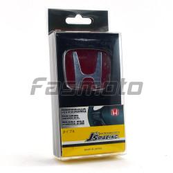 Honda Type-R Style Red Emblem for Steering Wheel