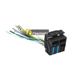 BMAL-1011M BMW Flat Pin Car Stereo Wiring OE Harness Adapter (Male)