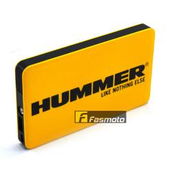 HUMMER H3 6000mAH 2A Multifunctional Power Bank Jump Starter Power Pack