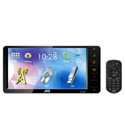 "JVC KW-V520BT 7"" WVGA Toyota 200mm Bluetooth DVD CD USB Car Stereo Receiver"