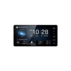 "Kenwood DMX820WS 7.0"" HD Apple CarPlay Android Auto Bluetooth Spotify USB Hi-Res Audio 200mm Receiver  (No CD/DVD)"
