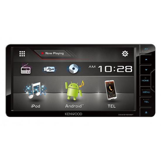 KENWOOD DDX616WBT 7 inch Built-in Bluetooth Toyota 200mm AV Stereo Receiver
