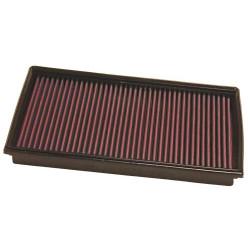 K&N Air Filter for E65 730i, 740i, 745i, 750i, 760i L 6.0L V12 2003-08 (33-2254)