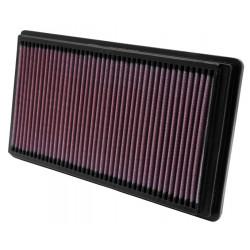 K&N Air Filter for Jaguar S-TYPE 3.0, 4.0L 2003-04 (33-2266)