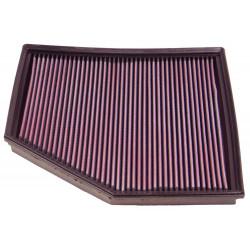 K&N Air Filter for BMW 540, 545I 4.0, 4.8L V8 2004-07 (33-2294)