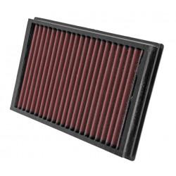 K&N Air Filter for Volvo S40, V50 ALL 2004-07 (33-2877)