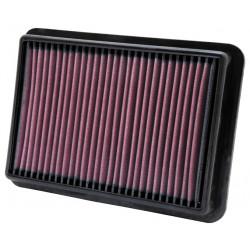 K&N Air Filter for Nissan NAVARA 2.5 2005-10 (33-2980)