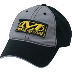 Mechanix Glove Logo Hat, Grey