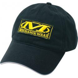 Mechanix Glove Logo Hat, Black