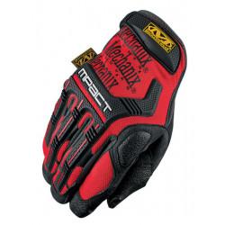 Mechanix Glove M-pact, Red