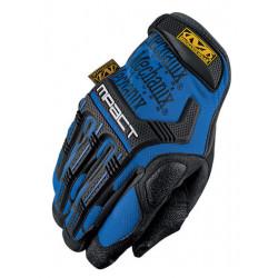 Mechanix Glove M-pact, Blue