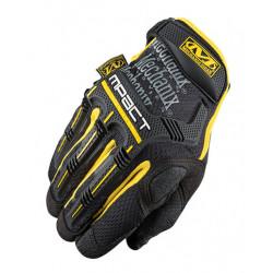 Mechanix Glove M-pact, Black and Yellow
