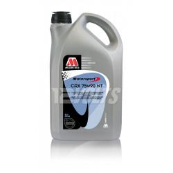 Millers Oils CRX 75W90 NT Racing Gear Oil 5L