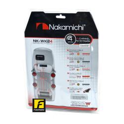 Nakamichi NK-WK24 4-Channel 4GA Amplifier Wiring Kit