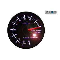 NRG High Performance Gauges Exhaust Temperature Meter