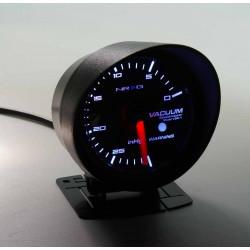 NRG High Performance Gauges Vacuum Meter