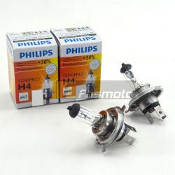 PHILIPS 12342PRC1 H4 Premium Vision 12V 60/55W P43t-38 Dual Filament Bulb