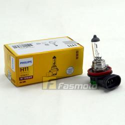 PHILIPS 12362C1 H11 Standard 12V 35W PGJ19-1 Single Filament Bulb