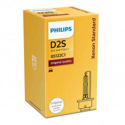 PHILIPS 85122C1 D2S 4200K XENON Standard HID Headlight Bulb (1 Piece)