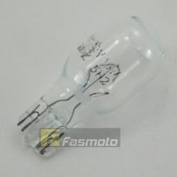 PHILIPS 12067CP W16W Wedge Base 12V 16W W2.1x9.5d Single Filament Bulb