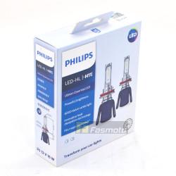PHILIPS 11362UEX2 H11 Ultinon Essential LED Head Light 6000K 12V (1 Pair)
