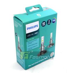 PHILIPS 11972ULX2 H7 Ultinon LED Head Light 6000K 12V (1 Pair)