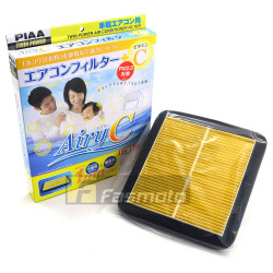 PIAA EV-1 Airy C Cabin Air Conditioner Filter for Select Japanese Car Makes