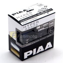 PIAA HE-900 3900K H4 9003 Hyper Arros Halogen Light Bulb 12V 60/55W Twin Pack