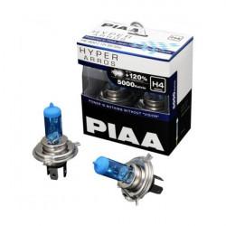 PIAA HE-920 5000K H4 Hyper Arros Halogen Light Bulb 60/55W (ONE PAIR)
