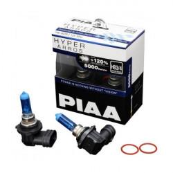 PIAA HE-929 5000K HB3/HB4 Hyper Arros Halogen Light Bulb 55W (ONE PAIR)