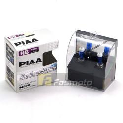 PIAA H-634 4400K White Northern Star HB3 HB4 JDM Halogen Light Bulbs