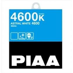 PIAA HW111 4600K H16 Astral White 4600 Halogen Light Bulb 12V 19W Twin Pack