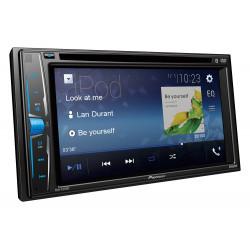 "Pioneer AVH-A215BT 6.2"" Double DIN DVD CD AV Receiver with Bluetooth"