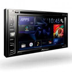 "Pioneer AVH-X1750DVD 6.2"" Double DIN DVD CD USB Car Stereo AV Receiver MIXTRAX"
