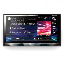 """Pioneer AVH-X595BT 7"""" Bluetooth Double DIN DVD CD Car AV Receiver MIXTRAX"""