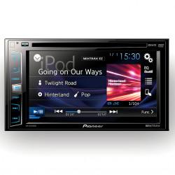 "Pioneer AVH-X1850DVD 6.2"" Double DIN DVD CD USB Car Stereo AV Receiver MIXTRAX"