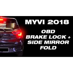 Smartstar SM-4521A Myvi 2018 Brake Lock System + Side Mirror Fold Plug & Play