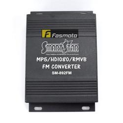 SMARTSTAR Japan FM Frequency Converter & Multimedia Interface MP5 RMVB (SM-FM892)