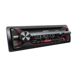 SONY XPLOD CDX-G1200U (Red Illum.) Single DIN USB AUX CD Car Stereo Receiver