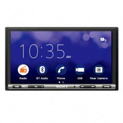 "SONY XAV-AX3500 6.95"" (17.6cm) Bluetooth Media Player with Weblink Cast"