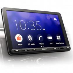 "SONY XAV-AX8000 8.95"" (22.7cm) Apple CarPlay Android Auto Weblink Cast"