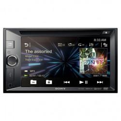 "SONY XAV-W601 6.2"" Double DIN DVD USB Aux Car Stereo Receiver"