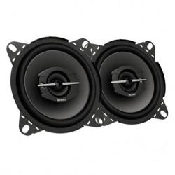"""SONY XS-GTF1039 4"""" (10cm) 3-Way Xplod GTF Coaxial Car Speakers 30W RMS"""