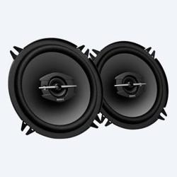 """SONY XS-GTF1339 5"""" (13cm) 3-Way Xplod GTF Coaxial Car Speakers 35W RMS"""