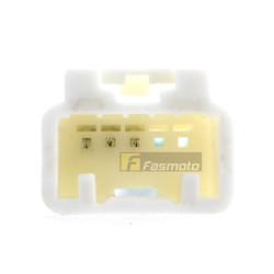 STE-008 Steering Wheel Control OE Harness Adapter for Perodua 5 Pin (Female)