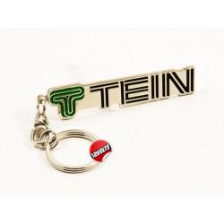 Tein Original Licensed Metal Plate Logo Key Chain