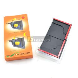 """KDV-1820 Monitor Visor Shade 5.8"""" - 8"""" LCD Monitors to Reduce Glare"""