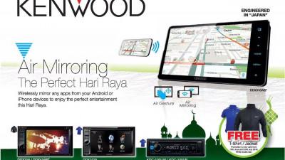 Kenwood - The Perfect Hari Raya Promotion 2016